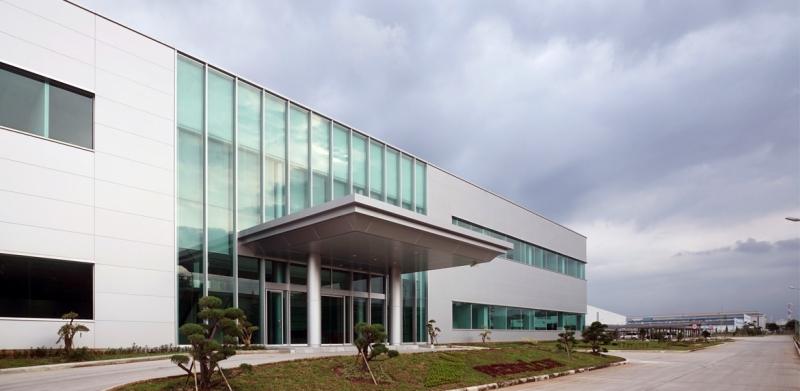 Mandom New Factory