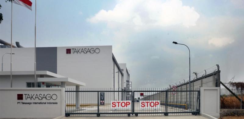 Takasago International Indonesia Project